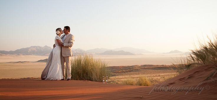 Weddings - Activities - Wolwedans NamibRand Reserve - Namibia