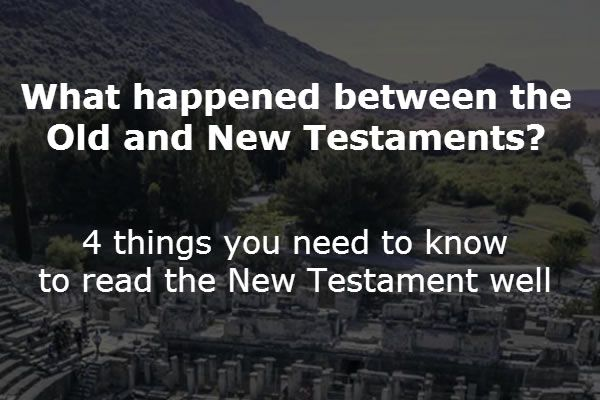 Old Testament vs. New Testament - What are the differences?