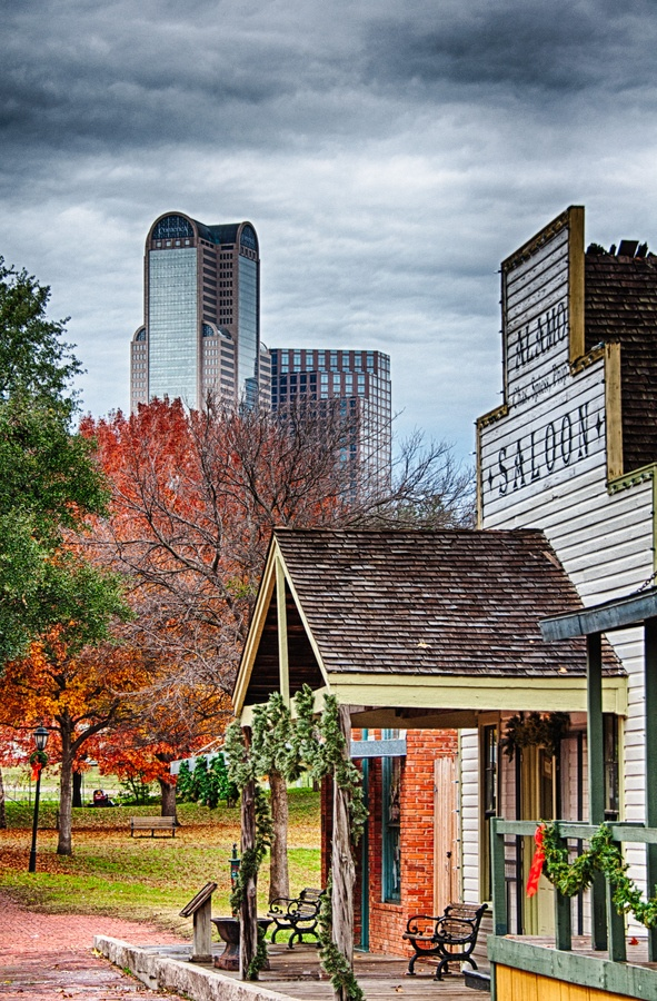 Dallas Heritage Village and Old City Park