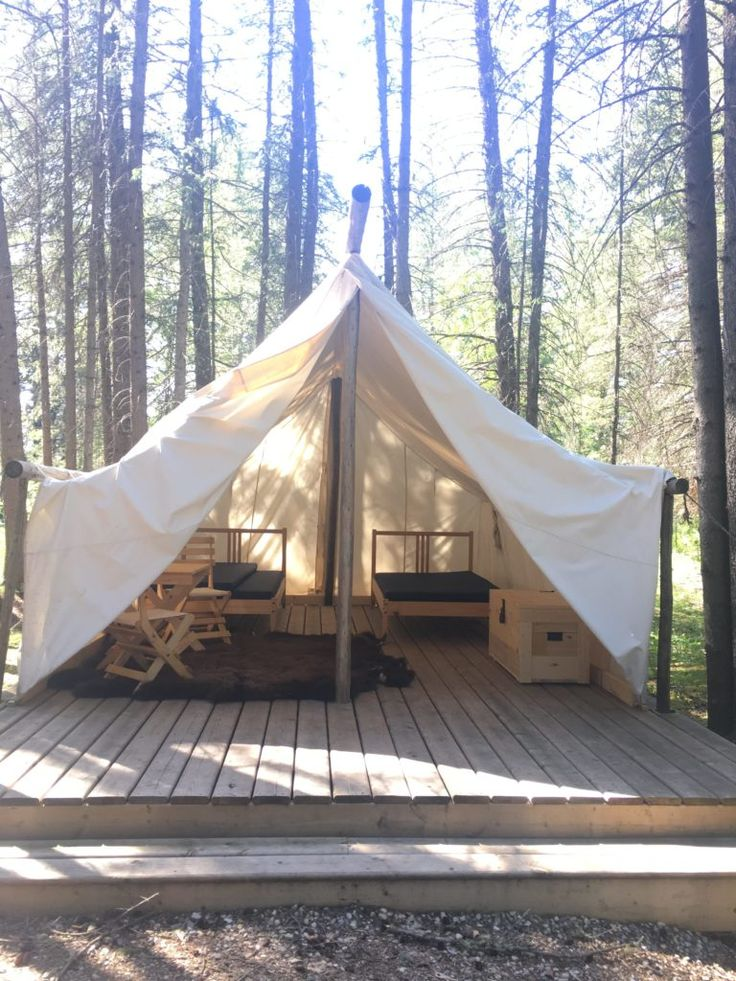 Camping for Newbies in Rocky Mountain House - Albertamamas.com