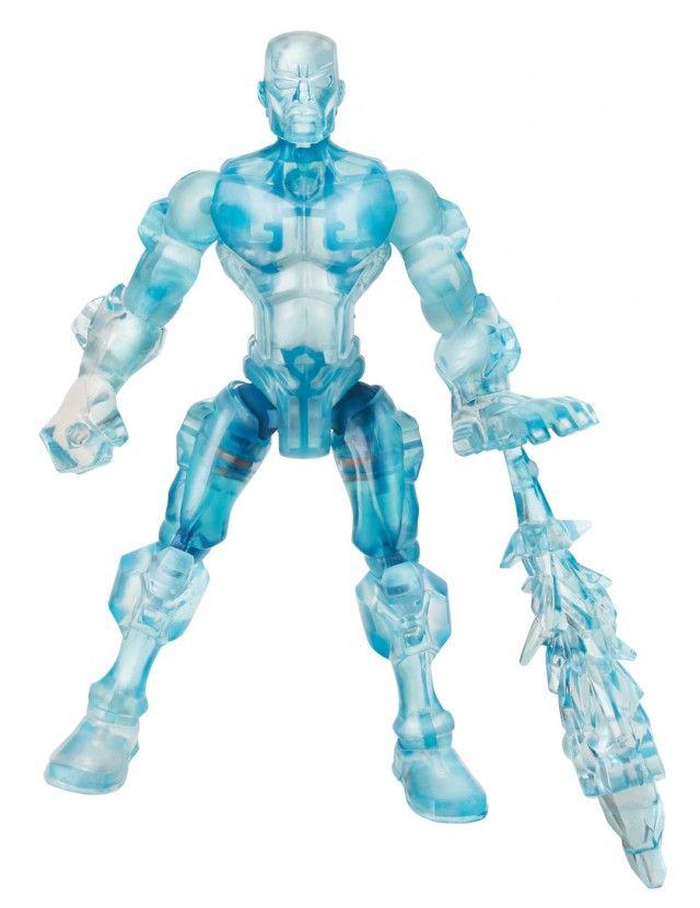 Marvel Mashers Iceman Series 3 Action Figure