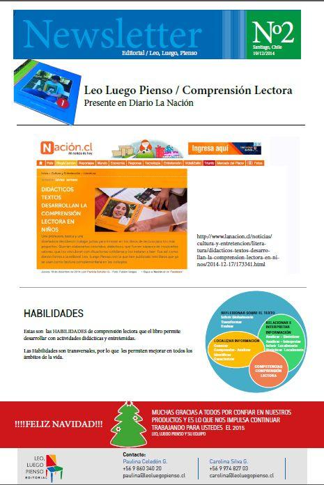 NUEVOS textos para desarrollar habilidades de la Comprensión  Lectora.