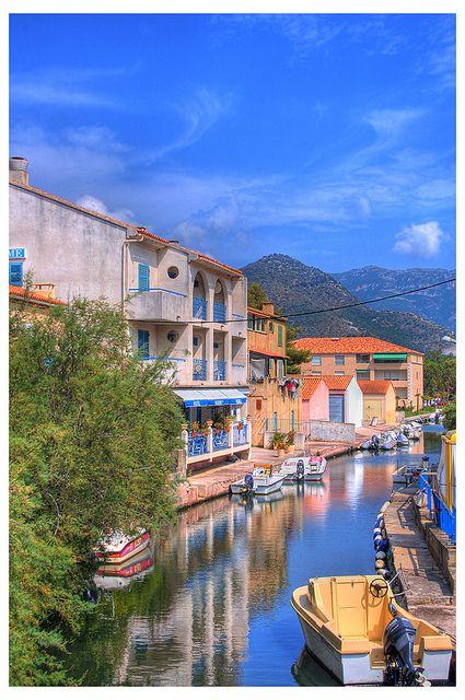St Florent, Corsica, France