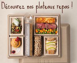 Livraison plateau repas & sandwich à domicile   Traiteur entreprise