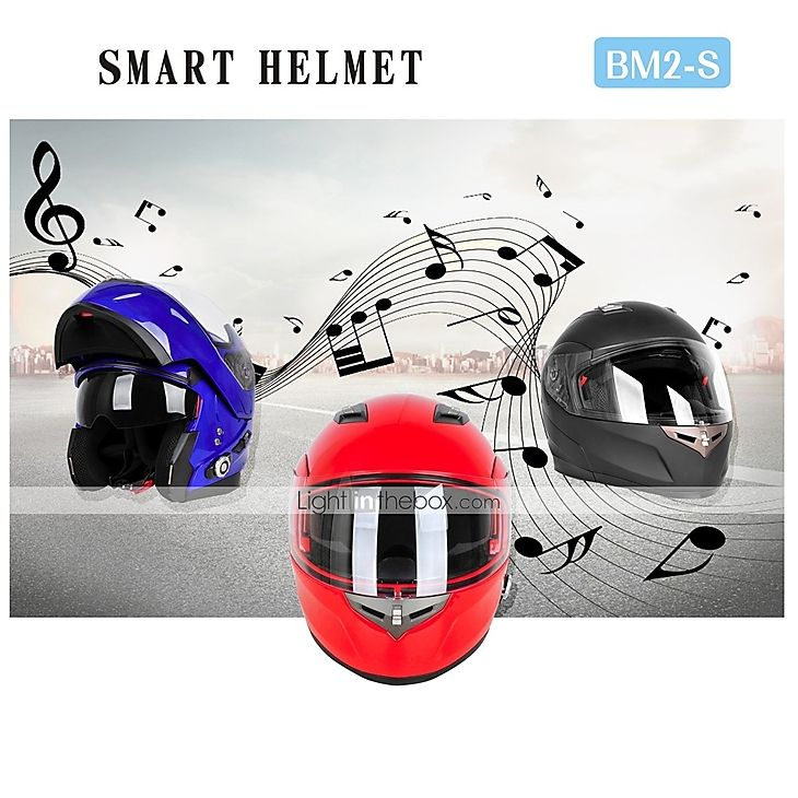 Integral Anti-UV Respirante Fibra de Carbono Los cascos de motocicleta?