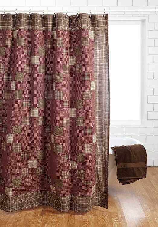 44 Best Images About Primitive Country Inspired Shower Curtains On Pinterest