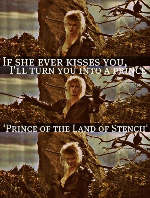 373 best Labyrinth images on Pinterest | Labyrinths, Jim ... Labyrinth Movie Quotes Jareth
