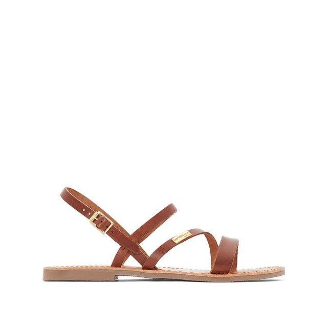 Sandales cuir baden Les Tropeziennes Par M Belarbi | La Redoute