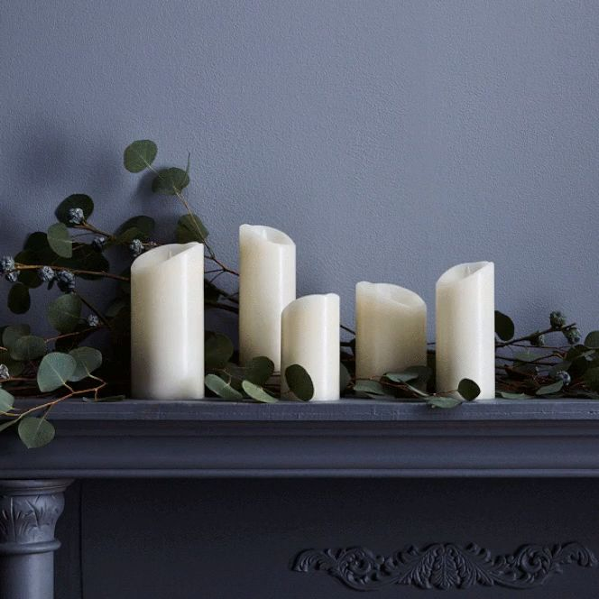 Meet the most realistic flameless candles you've ever seen ...