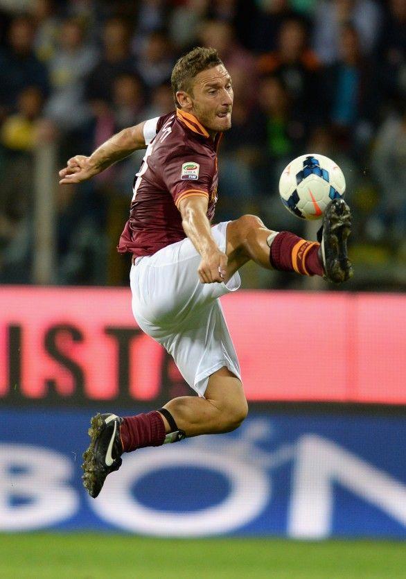 Parma - #Roma 1 - 3, Voti, pagelle, foto #Totti