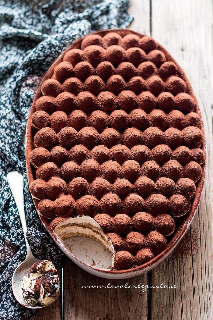 Tiramisù - Ricetta classica e veloce con uova pastorizzate