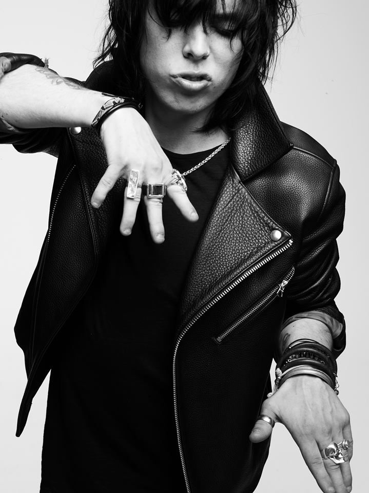 Luke Spiller | The Struts