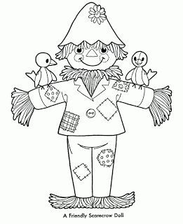 Moms Bookshelf & More: Halloween Coloring Pages - Free Printable