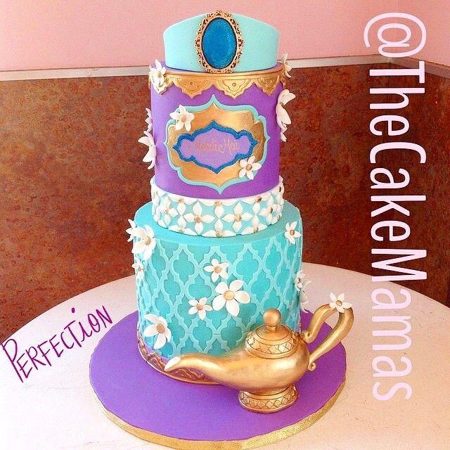 Aladdin Inspired Fondant Cake!  awesome #cakestotaste from: @thecakemamas    cake lover? dont forget to follow us!!   via #cakeguide #cakemenu #kue #kueenak #kuelucu #kueonline #indonesiaphotographers #cake #cakes #cakeart #cakedesign