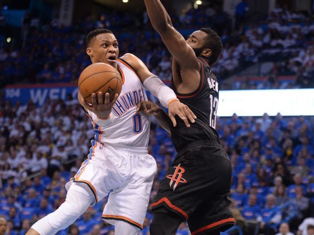 Russell Westbrook wins NBA MVP, but awards show does him no favors