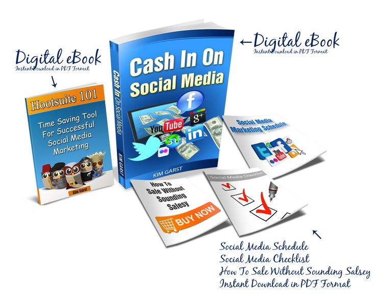 PIN IT and CASH IN ON SOCIAL MEDIA could be YOURS by this evening! Pin this and win the Cash In On Social Media eBook, Social Media Marketing Schedule & Checklist, How to Sale Without Sounding Salesy and LAST BUT NOT LEAST, Hootsuite 101! We'll pick a winner 2/10 at 9:00 pm ET! GET READY, GET SET...PIN!
