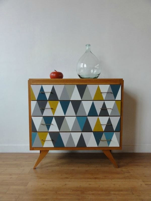 1000 id es sur le th me rideau scandinave sur pinterest for Meuble antique a donner