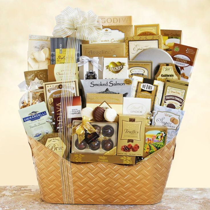 Best 25 gourmet gift baskets ideas on pinterest winston flowers dreaming of a white christmas ultimate gourmet gift basket 4673 negle Images