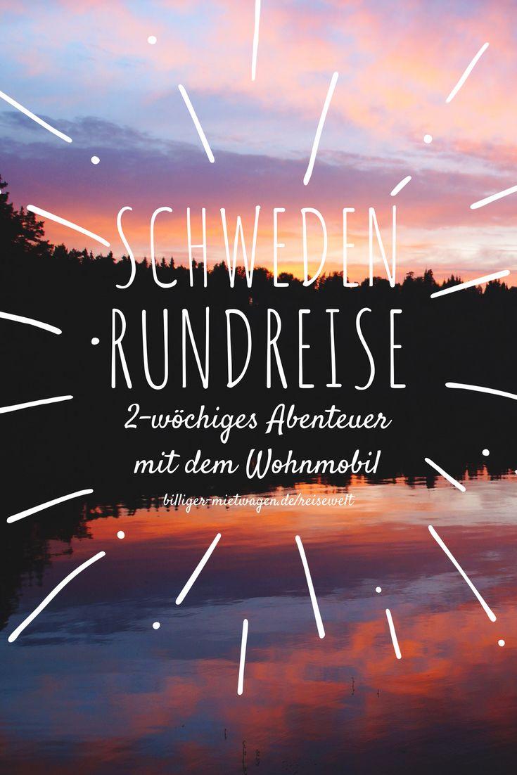 Aufregende #Rundreise durch #Schweden mit dem #Woh…
