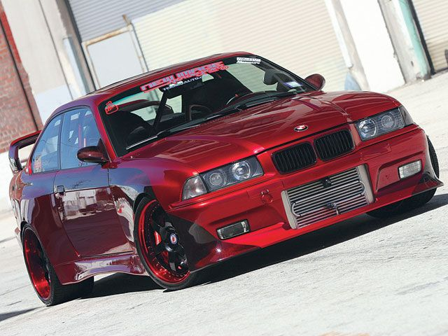 bmw 3 series e36 coupe tuning cars bmw e36 m3. Black Bedroom Furniture Sets. Home Design Ideas