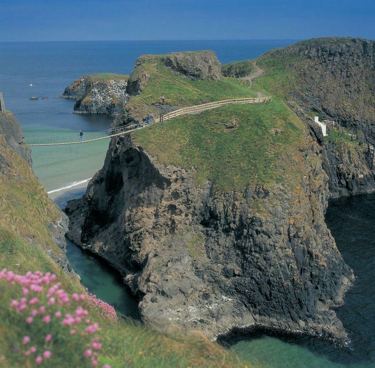 Destinos diferentes: Irlanda del Norte, Puente de Cuerda
