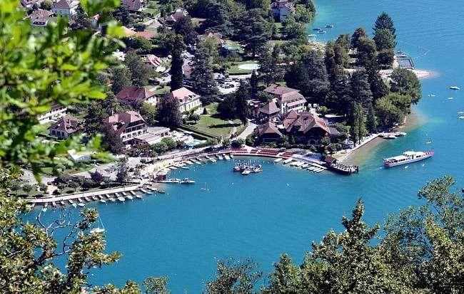 Un endroit idéal pour une location de vacances à Annecy