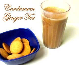 Cardamom Ginger Tea |Nithya's Nalabagam | Indian Recipes | Vegetarian