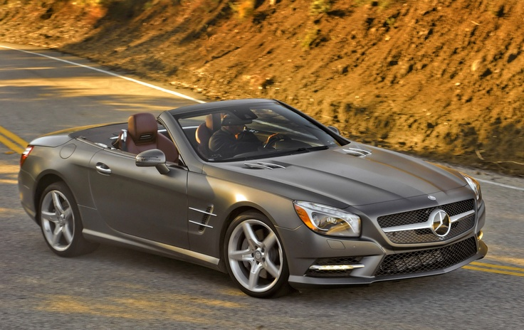 Test Drive the NEW 2013 SL550 #Mercedes #Auto  www.AZFoothills.com