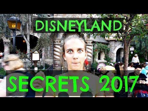 Top Secrets of Disneyland Revealed!