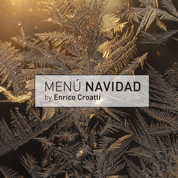 ¡A sólo un mes del #DíaDeNavidad! te recordamos que en Orobianco tenemos un menú gastronómico exclusivo para la ocasión diseñado por Enrico Croatti.