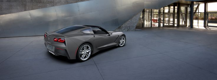 2015 Corvette Stingray: Coupe - Convertible | Chevrolet