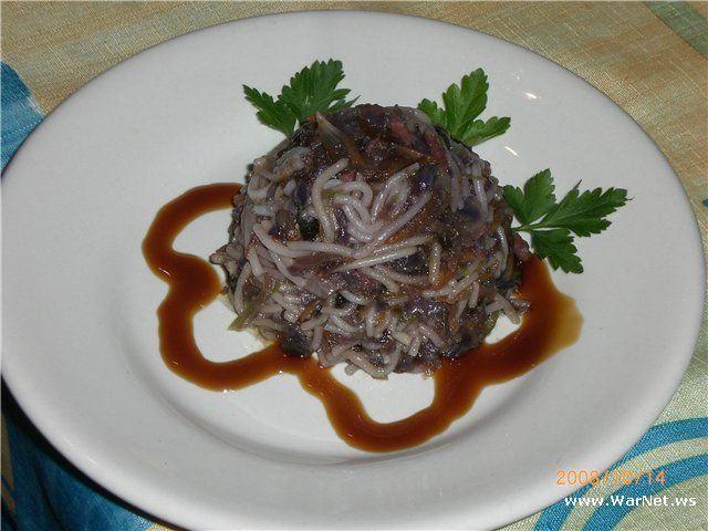 本当は美味しいのだけど、見かけが世界一不味そうな料理画像がヤバイ・・とロシアのサイトで話題に