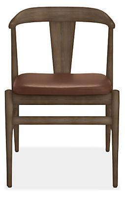 Evan Dining Chairs - Modern Dining Chairs - Modern Dining Room Furniture - Room & Board