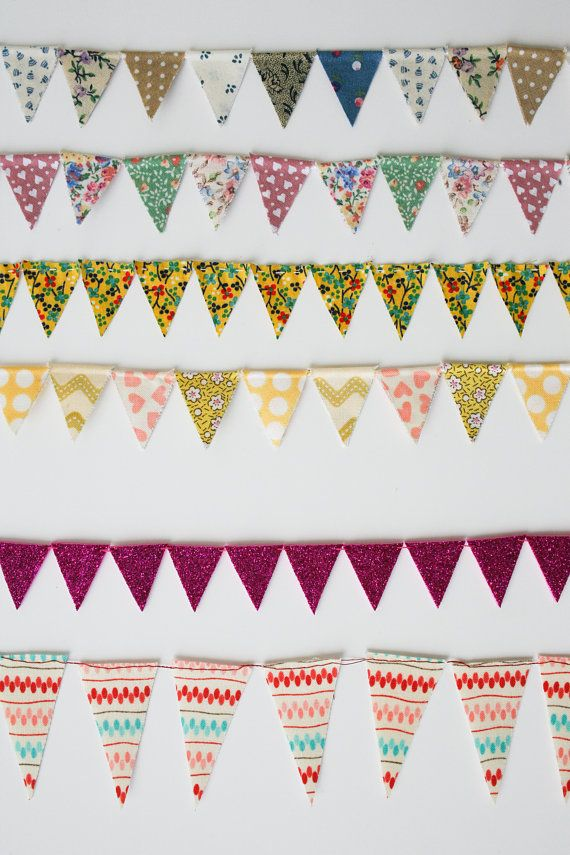 Can we put cake bunting on everything? #etsy