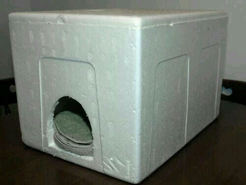 Winter Protection For Stray Cats Buy Styrofoam Cooler