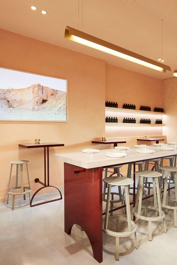 Best restaurant tables ideas on pinterest cafe