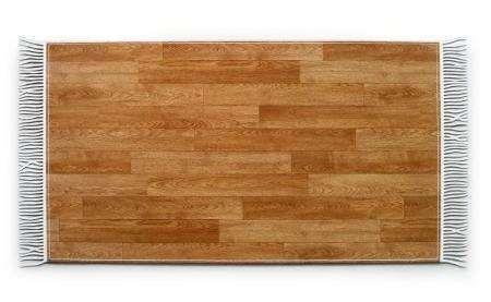 Fake Wood Floors - Ding300 Rug