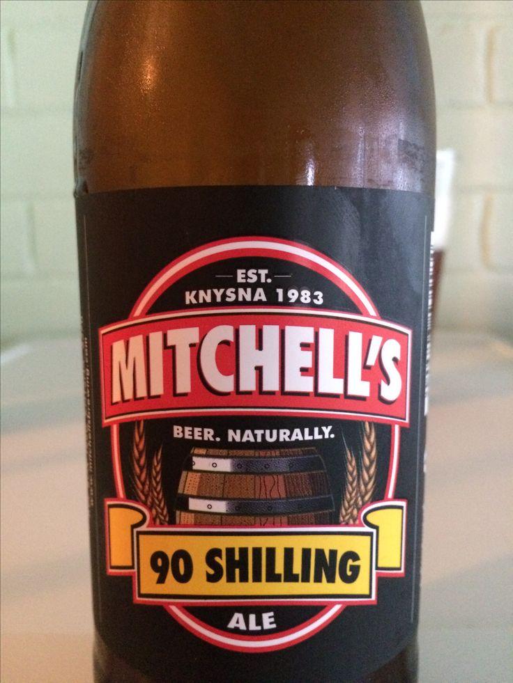 Michelles 90 Shilling Ale