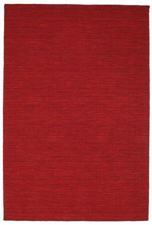 Tappeto Kilim loom - Rosso scuro 160x230