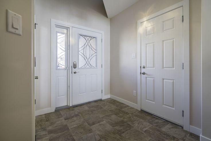 Entrance exterior doors with beautiful natural lighting!