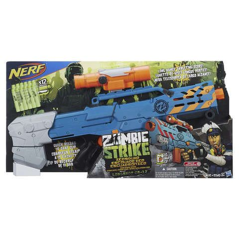 Nerf Zombie Strike Longshot CS-12