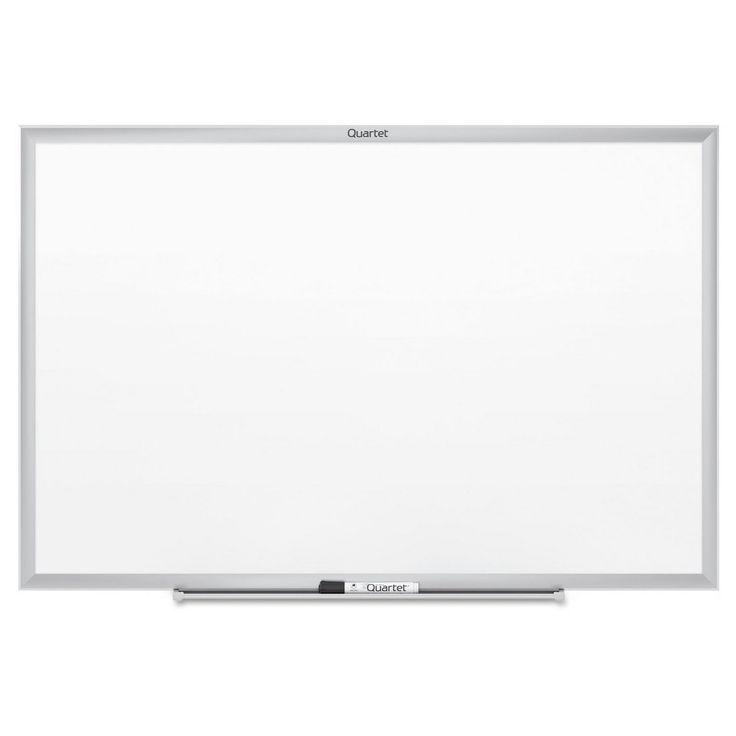 Quartet 24 x 18 standard dryerase board melamine white