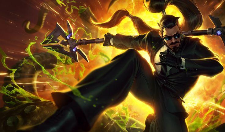Ксин Жао | League of Legends