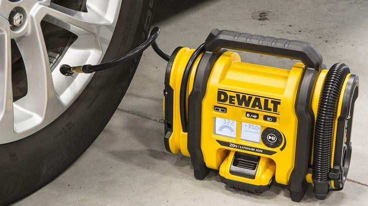 Cordless tire inflators prove handy tools for car