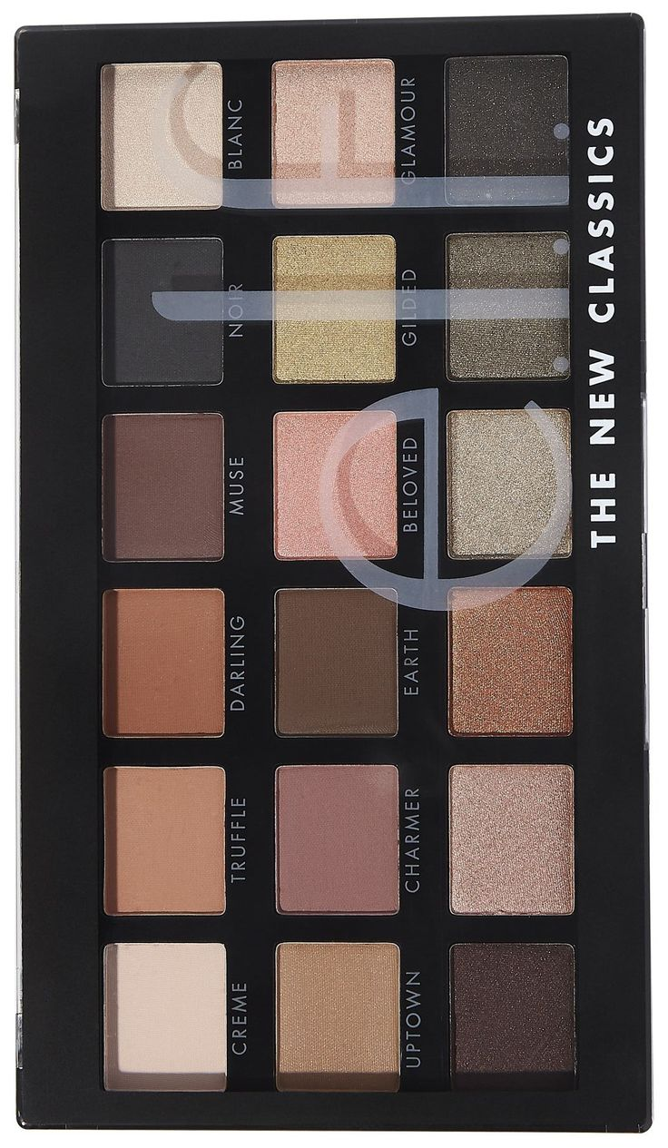 The New Classics Eyeshadow Palette in 2020 Neutral