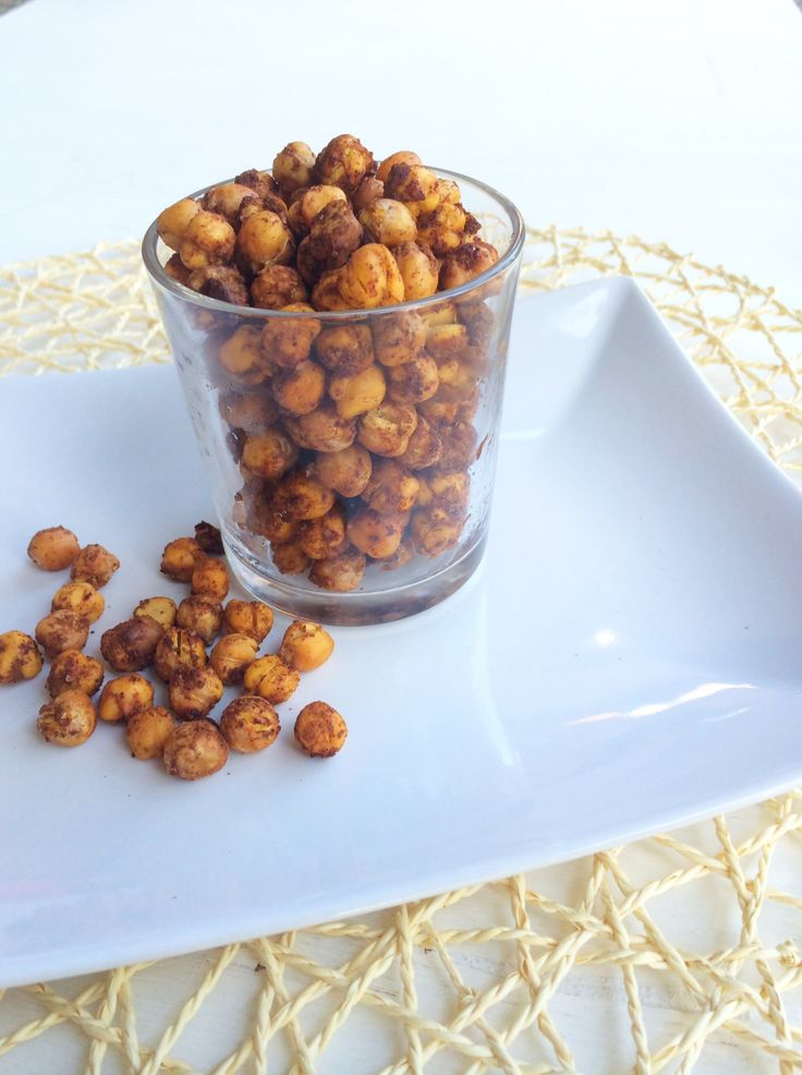 oven roasted chickpeas curry