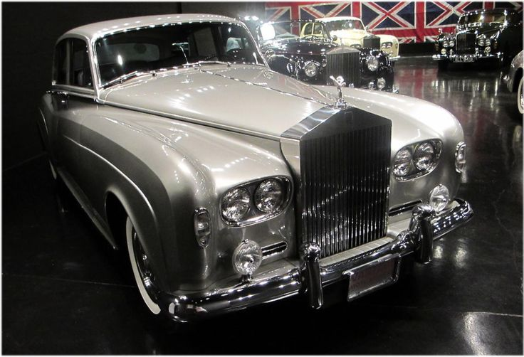 1964 Rolls-Royce Silver Cloud                                                                                                                                                     More
