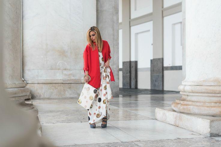 #fashioninspiration #fashionpost #pilloledistile #fashionblogger #ootd #albertozambelli #outfitoftheday #love #chic #cool