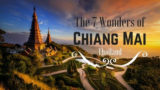Chiang Mai is Thailand's rose of the north. Life is very laid back and people are friendly. Check out the 7 wonders of Chiang Mai, Thailand.