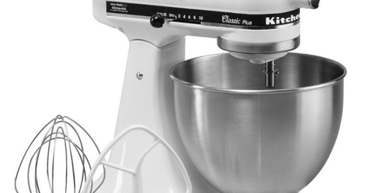 Kohl's: KitchenAid Classic Stand Mixer- 4.5 Qt. As Low As $103.99 Shipped (Retail $299.99)